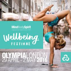 Mind Body Spirit Well Being Festival