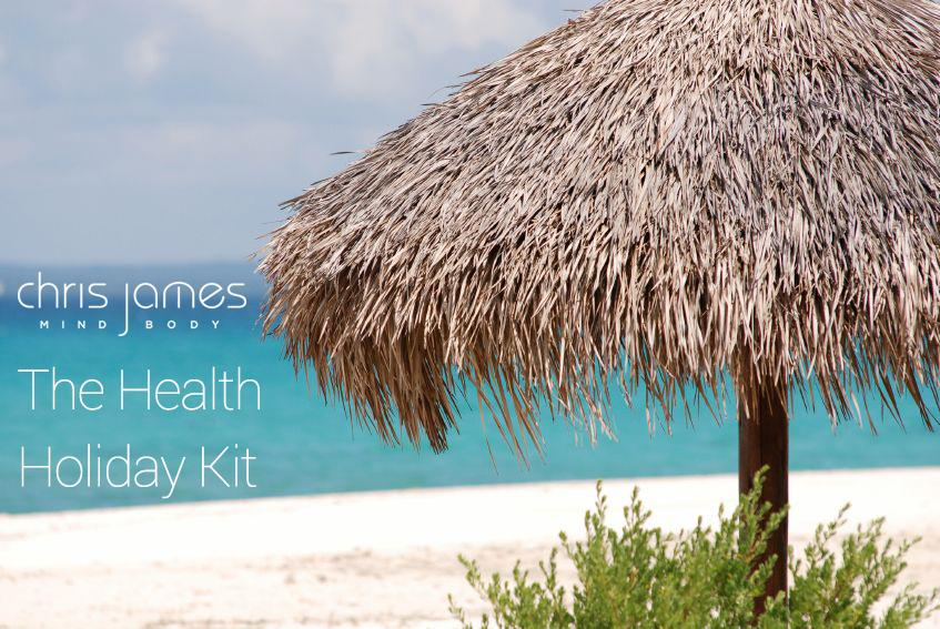 the healthy holiday kit