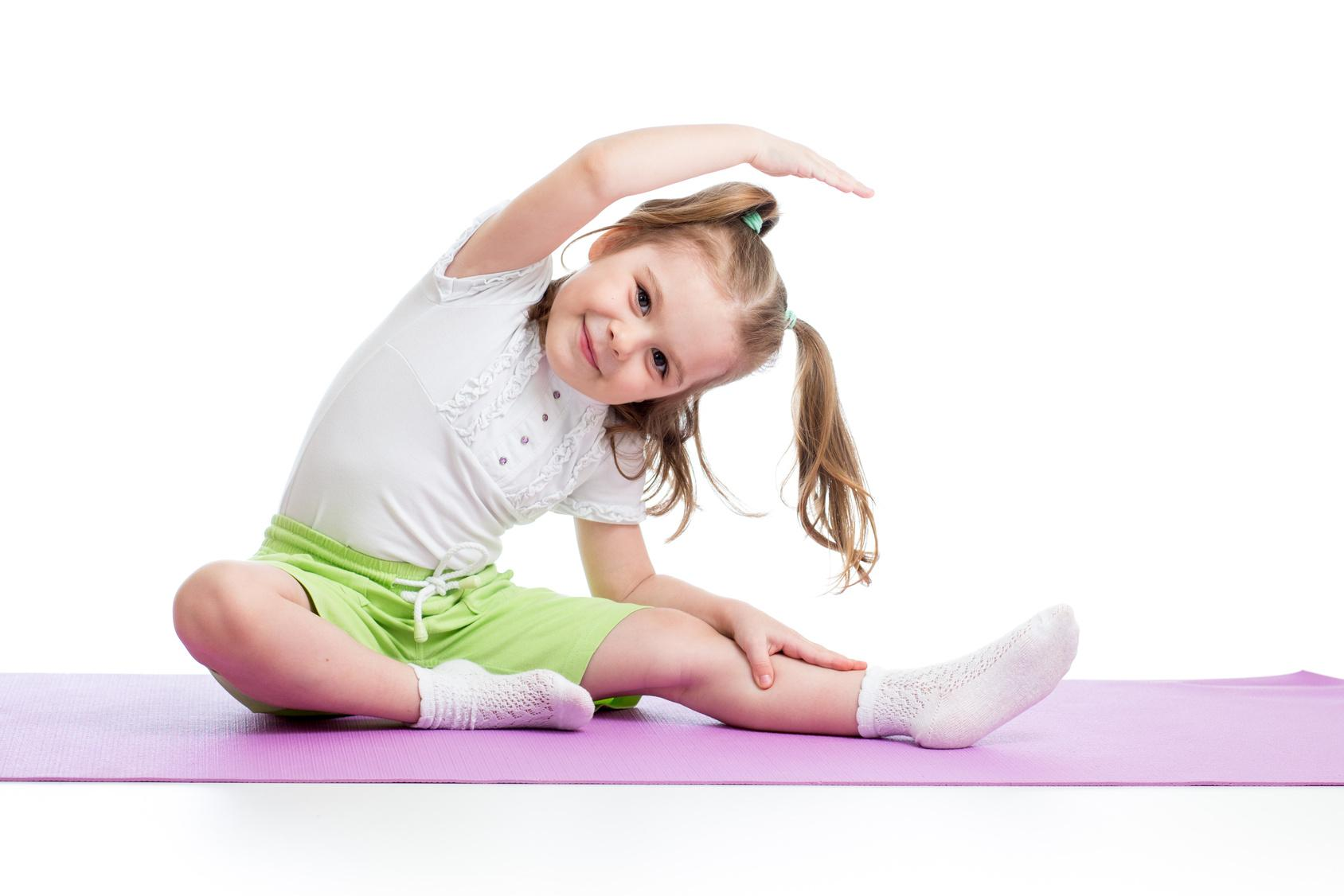 Yoga for school children