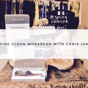 SPRING CLEAN WORKSHOP