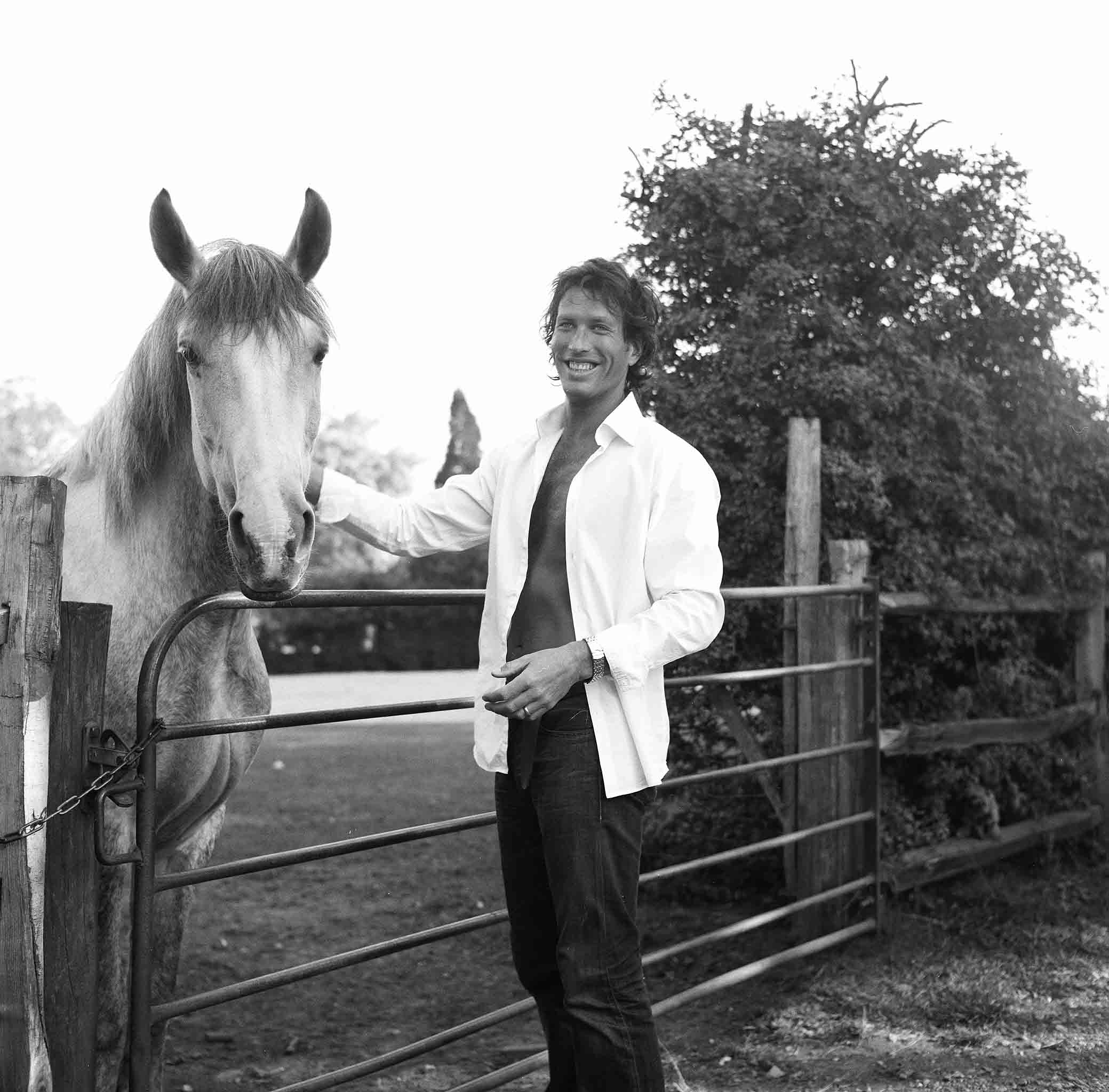 EQUINE THERAPY FOR ANXIETY